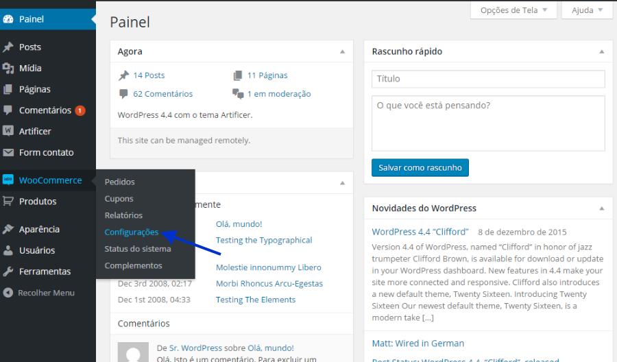 941d60161 Como acessar as configurações gerais da minha loja virtual  - Wiki ...